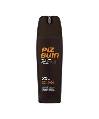 Piz Buin Ultra Hafif Güneş Spreyi SPF 30 200 ml