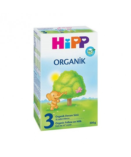 Hipp Organik Devam Maması 3 300 g