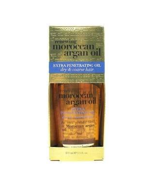 Organix Moroccan Argan Oil Kuru ve Sert Saç Extra Argan Yağı 100ml