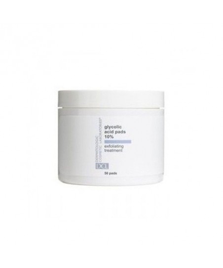 DCL Glycolic Acid Pads %10 50 Adet