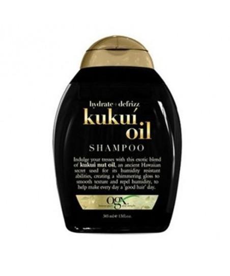 Organix Kukui Oil Defrizz Shampoo 385ml