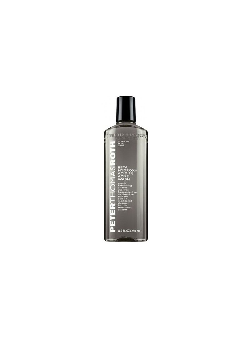 Peter Thomas Roth Beta Hydroxy Acid %2 Acne Wash 250ml