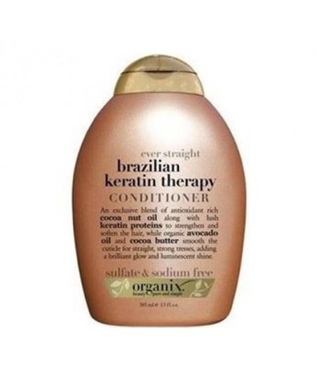 Organix Brazilian Keratin Therapy Conditioner 385 ml. - Brezilya Keratin Bakım Kremi