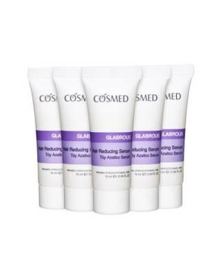 Cosmed Glabrous Tüy Azaltıcı Serum 10 ml x 5 adet