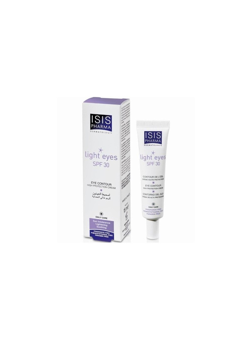 Isıs Pharma Light Eyes Spf30 15ml