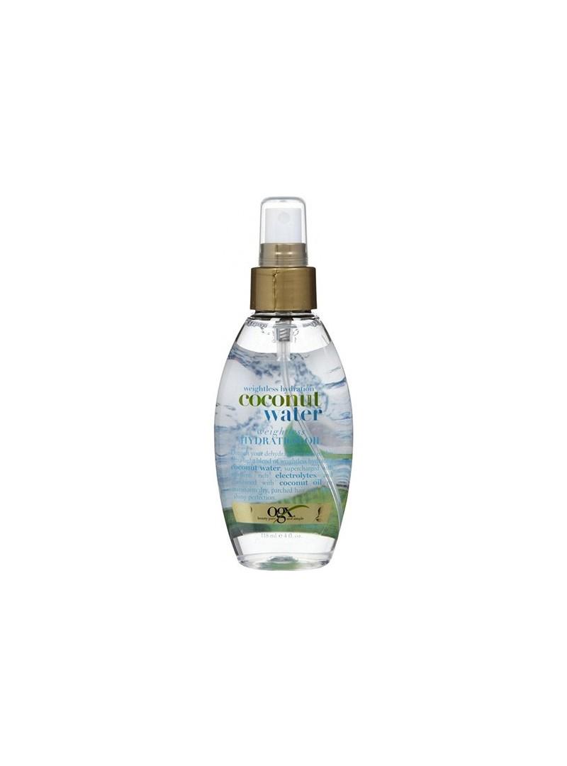 Organix Coconut Water Nemlendirici Yağ 118ml