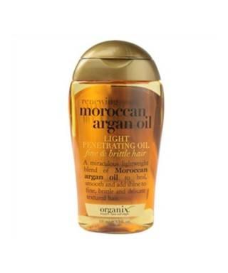 Organix Penetrating Moroccan Argan Oil Light- İnce ve Kırılgan Saç Argan Yağı 100ml