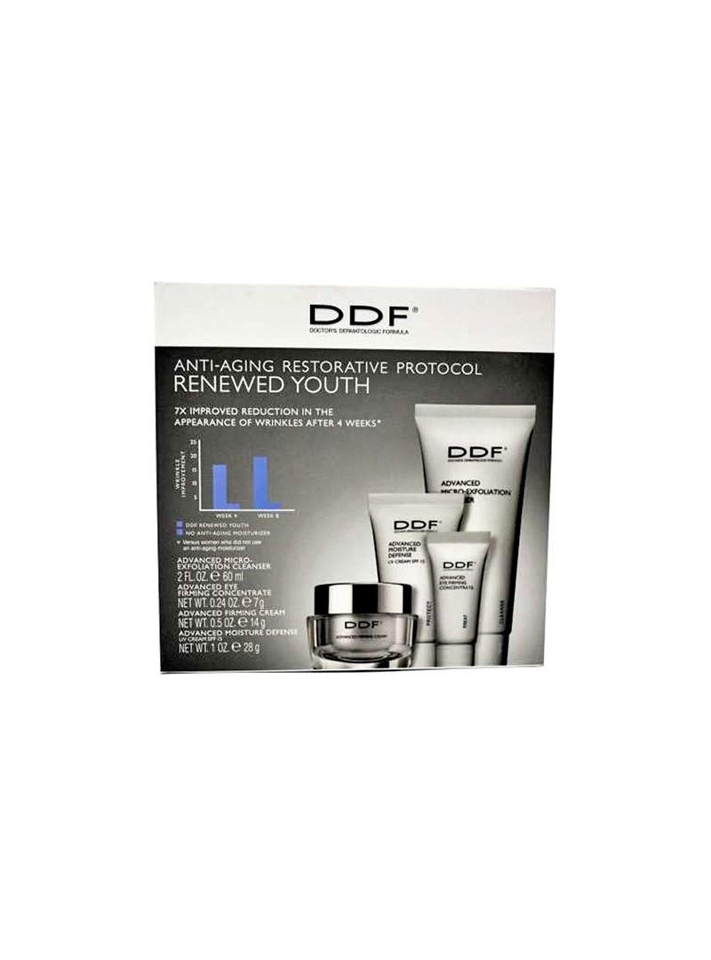 DDF Advanced Anti Aging Bakım Kiti