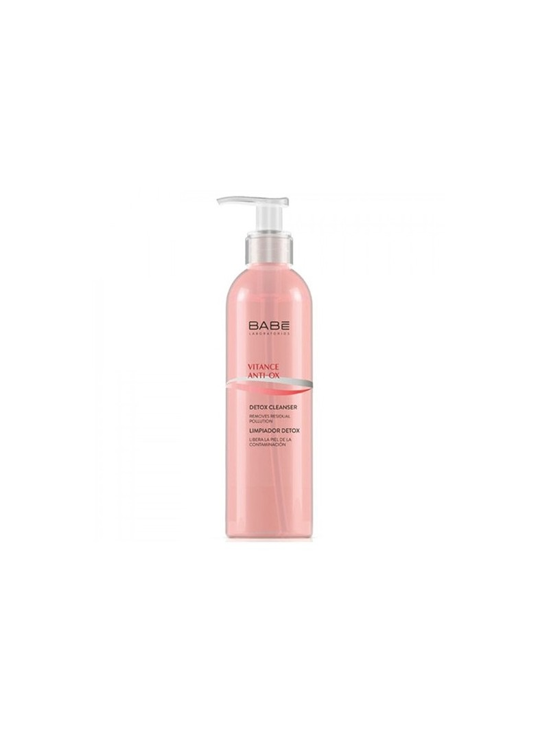 Babe Vitance Anti-Ox Detox Cleanser 245 ml