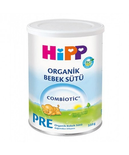 Hipp Pre Organik Combiotic Bebek Sütü 350 gr