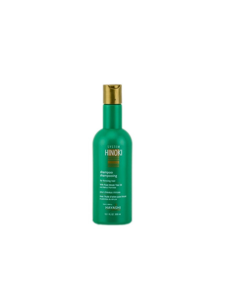 Hayashi System Hinoki Shampoo Şampuan 250 ml