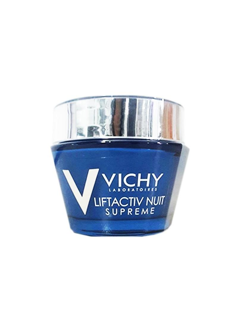 Vichy Liftactiv Supreme Night Gece Kremi 50 ml