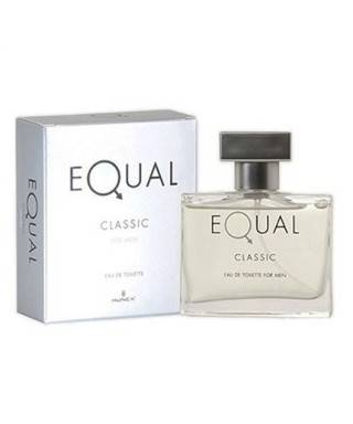 Equal Classic For Men EDT...