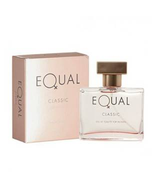 Equal Classic For Women EDT...