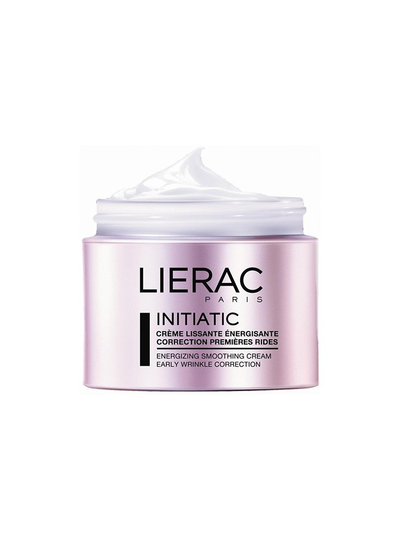 Lierac İnitiatic Energizing Smooting Cream Early Wrinkle Correction