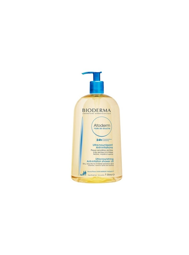 Bioderma Atoderm Shower Oil 500 ml Fiyatına 1 litre