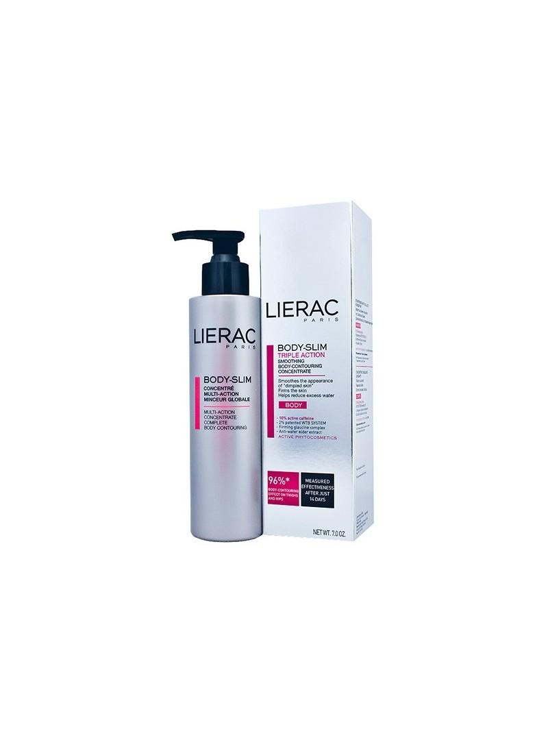 Lierac Body Slim Triple Action - Sıkılaşmaya Yardımcı Vücut Losyonu 200 ml