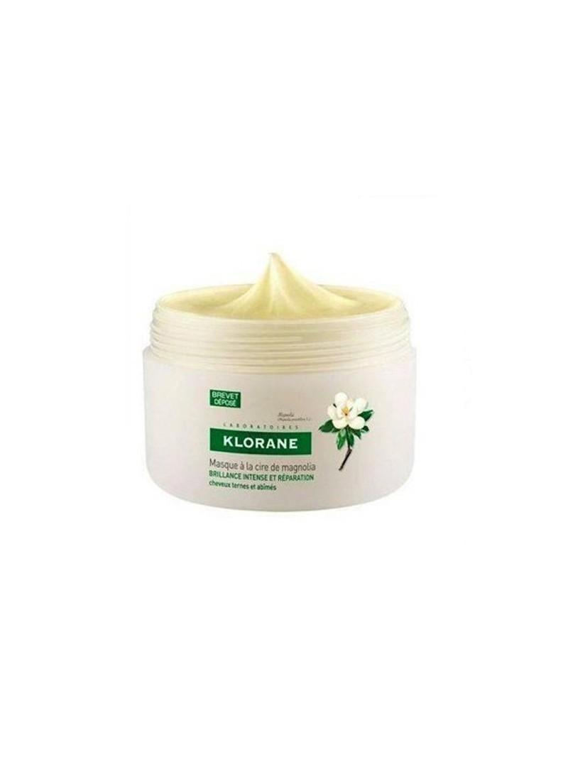 Klorane Magnolia Mask 150 ml Manolya Özlü Yoğun Işıltı Sağlayan Bakım Maskesi