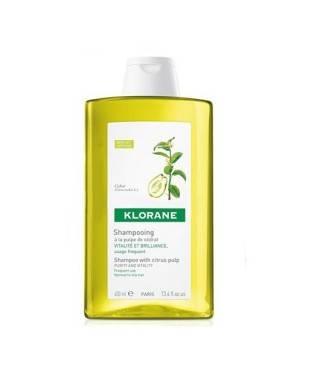 Klorane Cedrat Shampoo 400 ml Mat Saçlar İçin Işıltı Verici Bakım Şampuanı