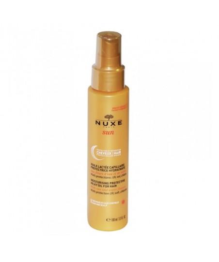 Nuxe Sun Güneş - Nemlendirici ve Koruyucu Saç Yağı 100 ml