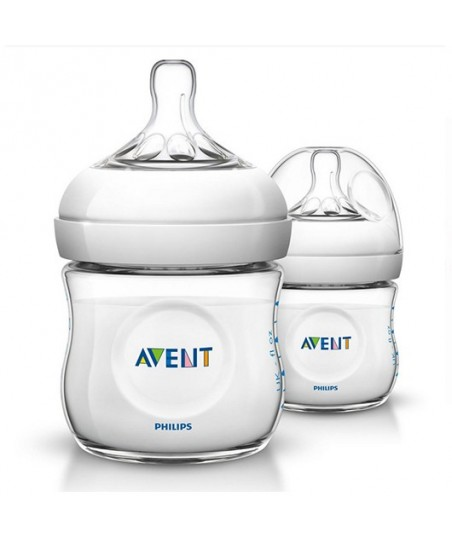 Philips Avent SCF690/27 Natural PP Biberon 125ml 2li