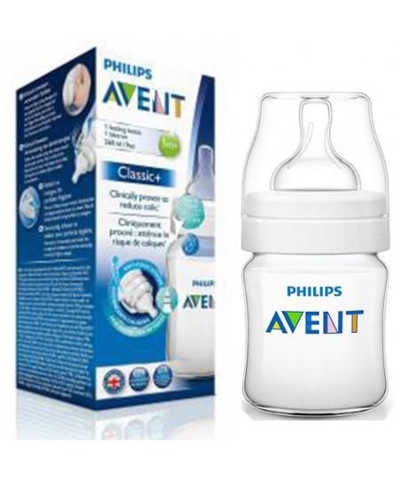 Philips Avent Yeni Klasik PP biberon 125 ml Tekli