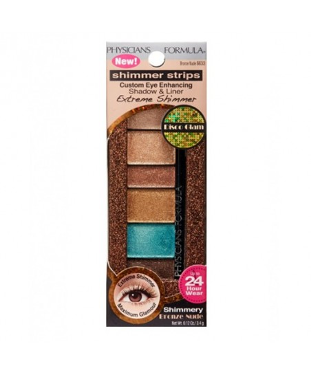 Physicians Formula Shimmer Strips Extreme Far Nude