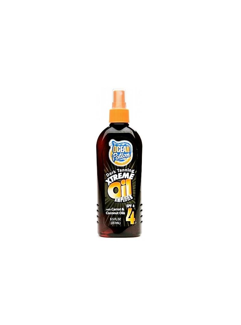 Ocean Potion Carrot&Coconut Oils SPF4 - Havuç&Hindistancevizi Bronzlaştırıcı