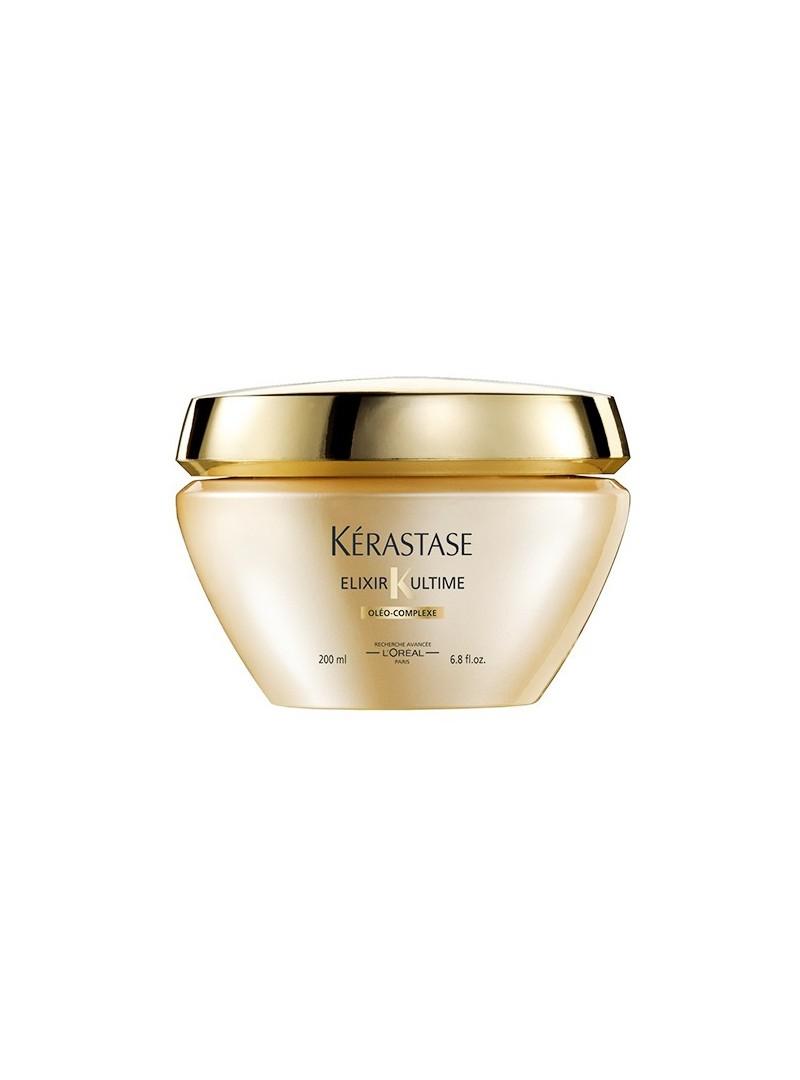 Kerastase Elixir Ultime Argan Yağlı Saç Maskesi 200 ml
