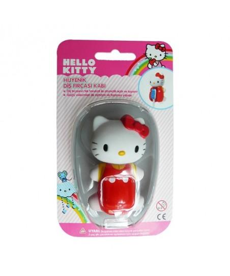 Hello Kitty Diş Fırçası Saklama Kabı
