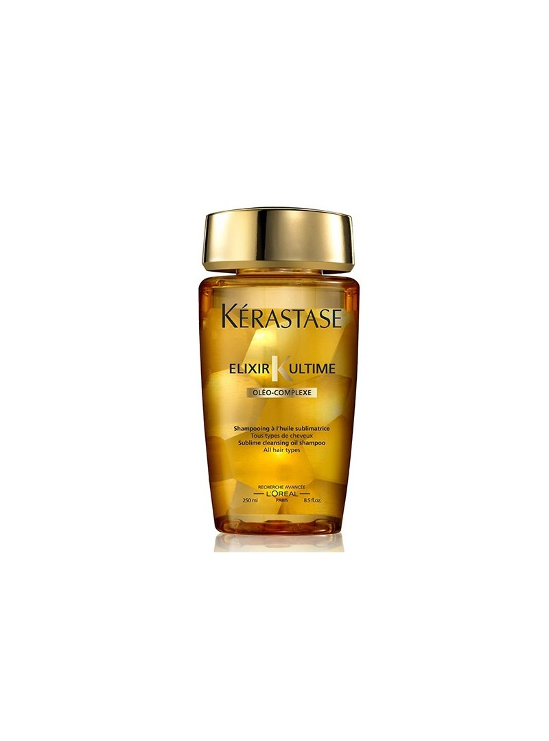 Kerastase Elixir Ultime Argan Yağlı Tüm Saç Tipleri İçin Şampuan 250 ml