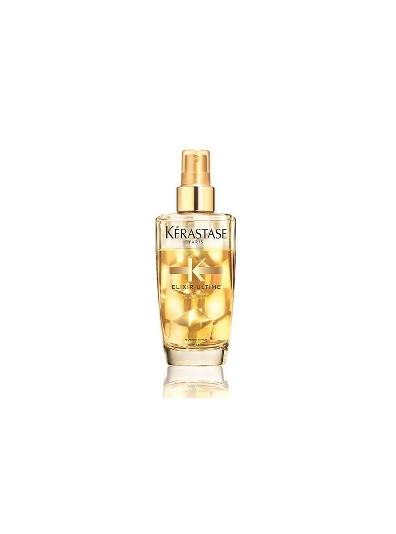 Kerastase Elixir Ultime Oleo Complexe Volume Beautifying Oil Mist İnce Telli Saçlar İçin Bakım Yağı 100 ml