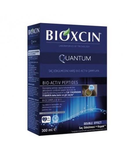 Bioxcin Quantum Saç Dökülmesi+Kepek Şampuan 300ml