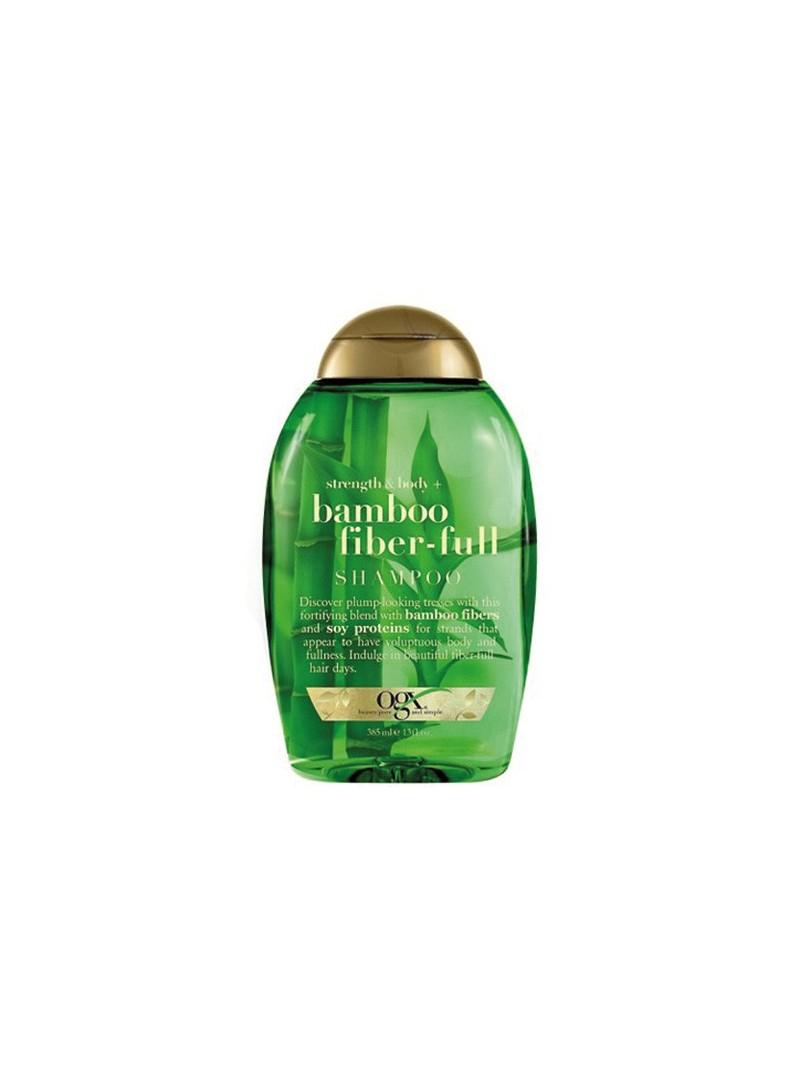 Strength&Body Bamboo Fiber-Full-Kalınlaştırıcı Bambu Şampuan 385ml