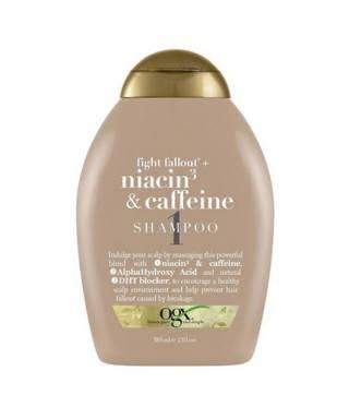 Fight Fallout Shampoo 3-Dökülmelere Karşı Niacin & Caffein Şampuan