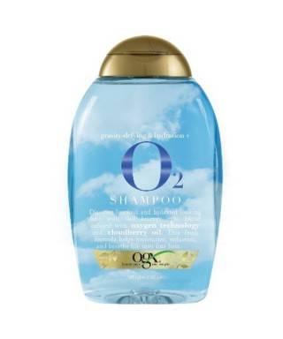Organix O2 Shampoo- İnce Telli Saçlar İçin Hacimlendirici Şampuan 385ml.