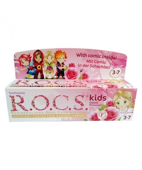 ROCS Baby Kids Sweet Princess