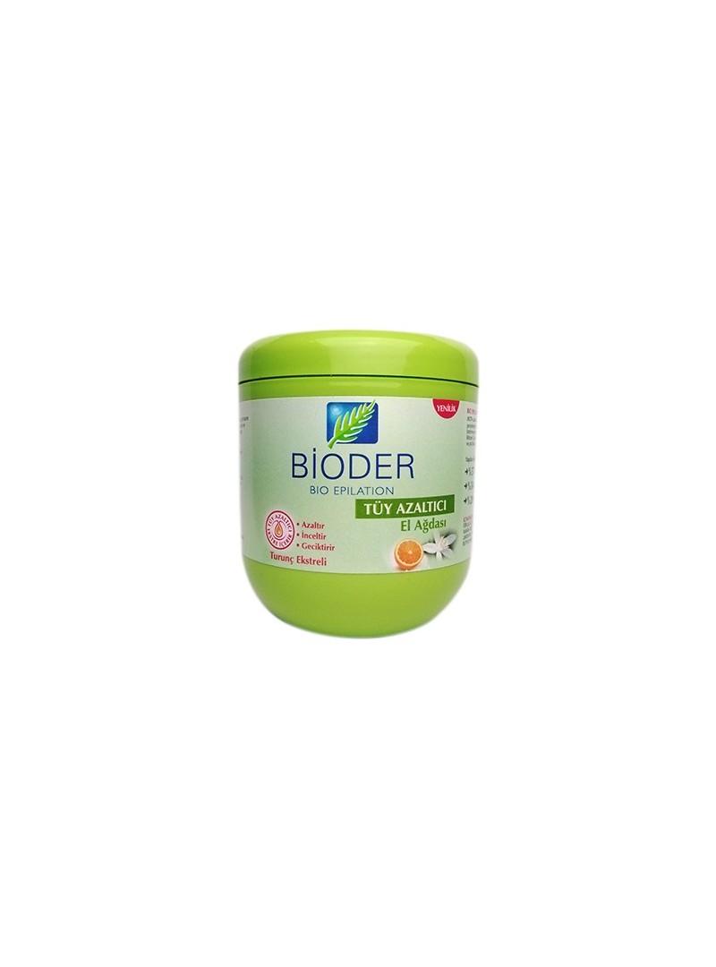 Bioder Turunç Ekstreli Tüy Azaltıcı El Ağdası 200 ml
