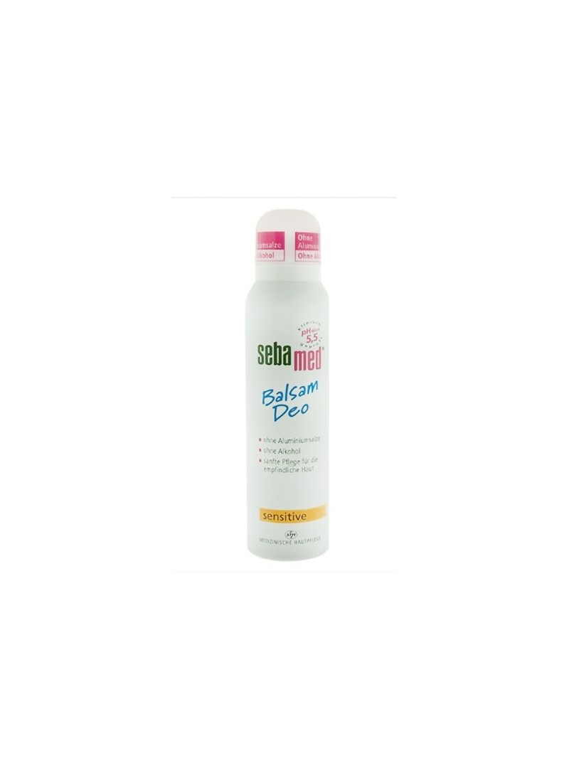Sebamed Balsam Deodorant Sensitive 150 ml
