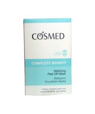 Cosmed Complete Benefit Matlaştırıcı Soyulabilen Maske