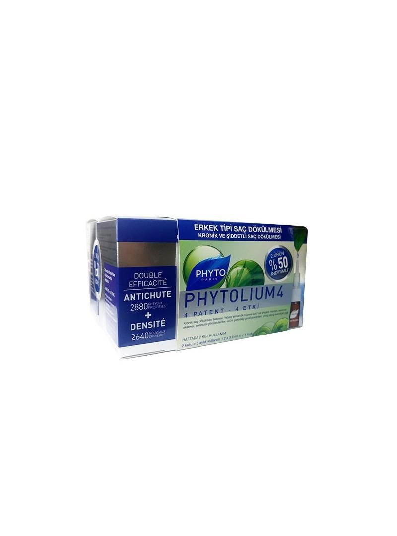Phyto Phytolium4 Choronic Thinning Hair Treatment 12x3.5ml / 2.si %50 İNDİRİMLİ