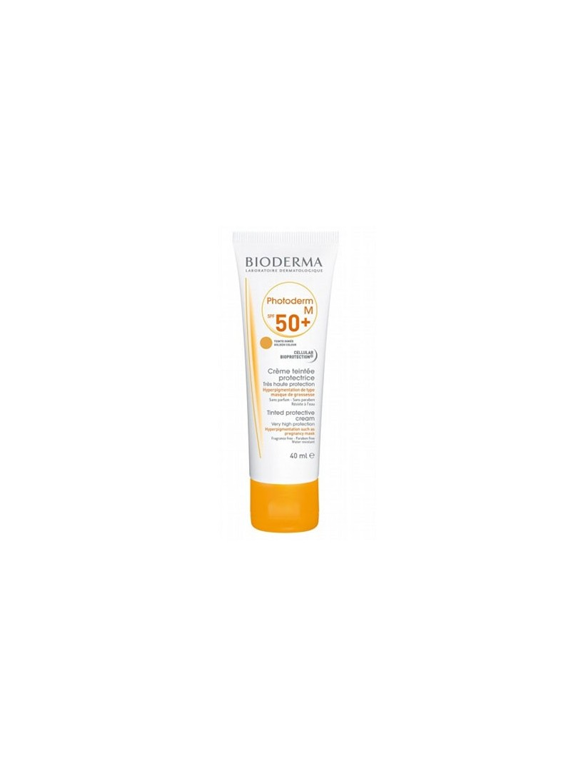 Bioderma Photoderm M Spf50 Cream Golden 40ml