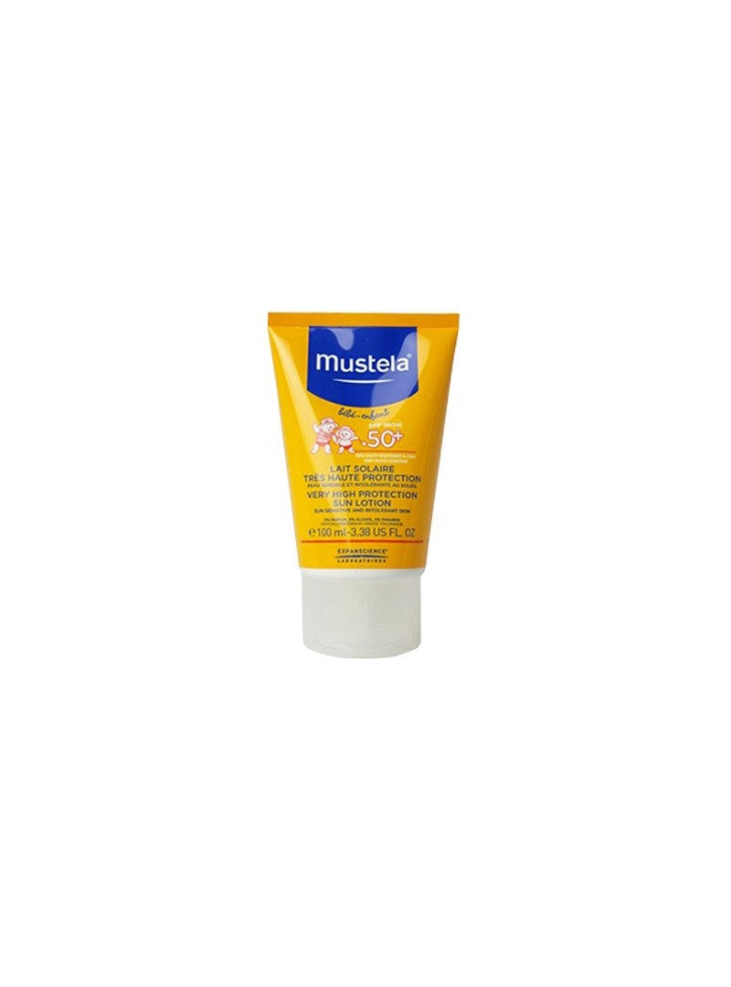 Mustela Very High Protection SPF50+ Sun Lotion 100 ml