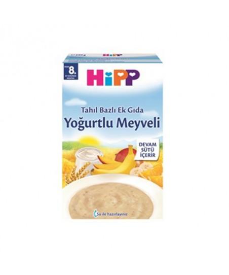 Hipp Organik İyi Geceler Sütlü Yoğurtlu Meyveli 250 gr