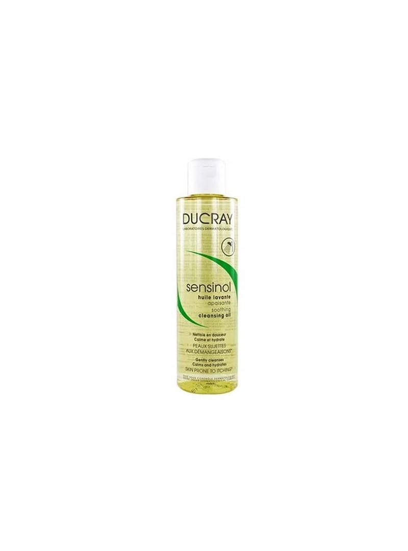 Ducray Sensinol Huile Lavante Soothing Cleansing Oil 200ml