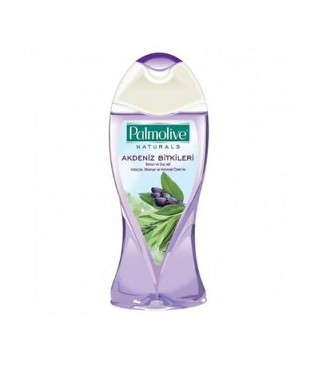 Palmolive Duş Jeli Akdeniz Bitkileri Mor 500Ml
