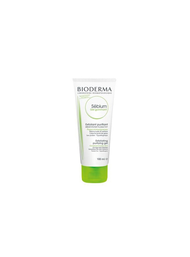 Bioderma Sebium Exfoliating Gel 100 ml