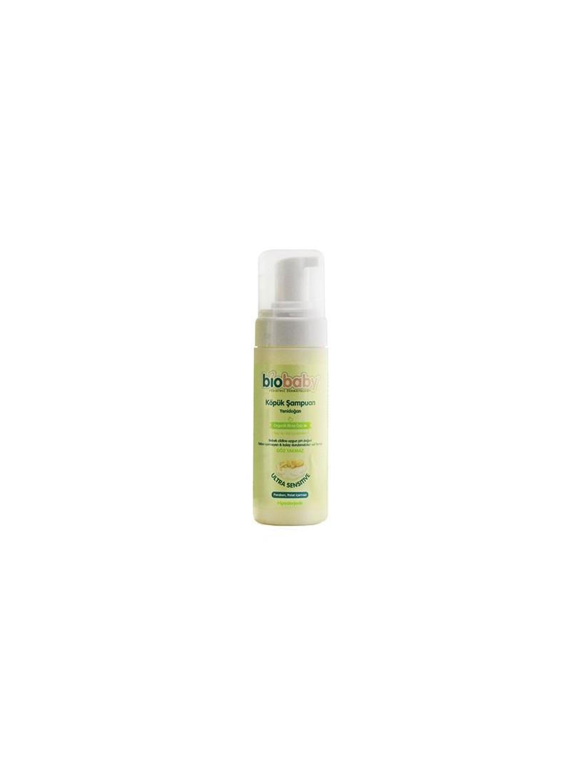 Biobaby Köpük Şampuan 150 ml