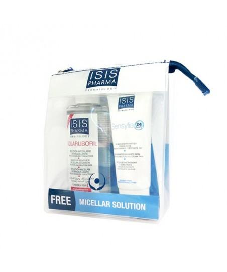 Isıs Pharma Sensylia 40ml + Aquaruboril 100ml SET