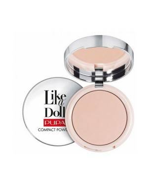 Pupa Milano Like A Doll Compact Powder Spf15 10g